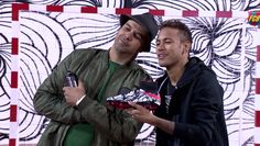 Neymar presents his new boots, 'Osadía Alegría',  by Nike - Video Dailymotion - Watch the video «Neymar presents his new boots, 'Osadía Alegría',  by Nike» uploaded by FC Barcelona on Dailymotion.