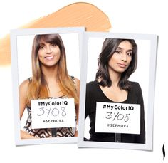 . Go in-store and try #Sephora + Pantone's revolutionary color-matching system. Tag your number #MyColorIQ for the chance to be featured on our board.