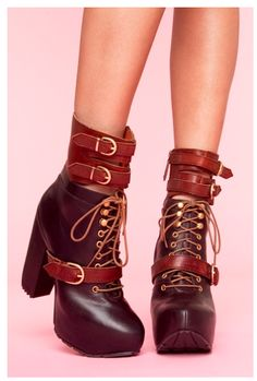 Andee Strapped Boot