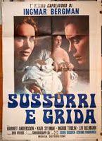 Viskningar och Rop (Cries And Whispers) Ingmar Bergman, Cinema, Karate, Whisper, Crying, Baseball Cards, Film, Movies, Movie Posters