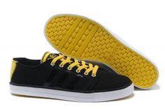 sports shoes dd023 cdaca My shoes · Uomo Adidas Neo Low Scarpe da running - 2014 - Nero Giallo a  buon prezzo Sneaker