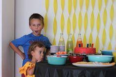 Sebastian's NinjaGo Birthday Party