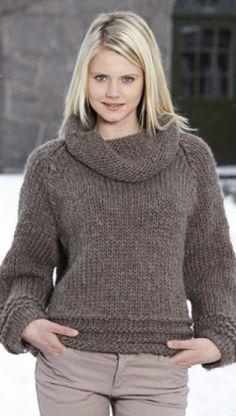 Vamset sweater | Familie Journal