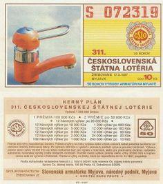 Los Československé státní loterie