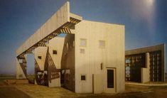 Tod Williams, dom Williama Tarlo, Sagoponack, Nowy Jork, 1978