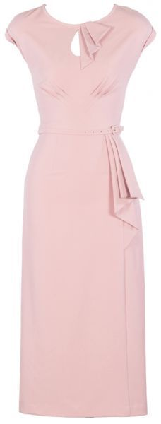 Style, Simplicity, and it comes in pink! I don't think you can find a better gift than this Timeless Dress from Stop Staring!