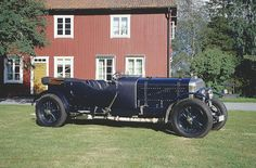 1930 Bentley Speed Six 6 1/2 Litre Le Mans Replica LR2777