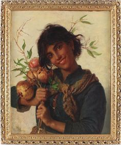 View Young girl with pomegranates By Sophie Anderson; Access more artwork lots and estimated & realized auction prices on MutualArt. Falmouth, Sophie Anderson, Girl Sign, Grenade, Paris, French Art, Art World, New Art, Portrait