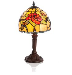 Tiffany Memory Lamp Floral Design By Soderberg's Florist. Visit Soderbergsflorist.com to deliver anywhere in Mpls/St Paul Metro Area.