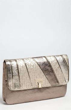 Elliott Lucca Oversized Clutch available at #Nordstrom