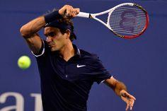 PHOTOS: Men's Quarterfinal: Federer vs. Berdych