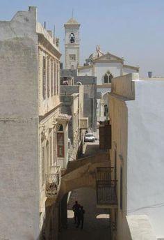 The old city in #Tripoli #Libya