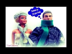 Tutorial : how to make miniature scarves for dolls