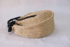 裂き編みバッグ(ラウンド型)の画像3枚目