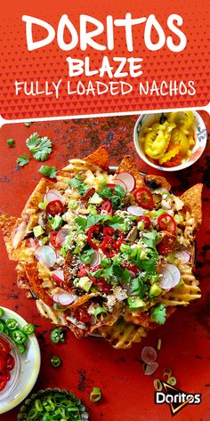 Meet your new quick and easy nacho recipe. Grab this super nacho recipe because I'm also sharing the secrets for what are the best toppings for nachos. Appetizers For Party, Appetizer Recipes, Dinner Recipes, Mexican Food Recipes, Great Recipes, Favorite Recipes, Carnitas, Tamales, Nachos