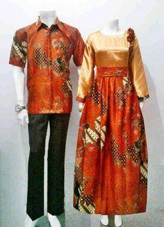 Detail Produk Untuk Baju Gamis Muslim Sarimbit Couple