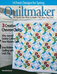 Magazine Issues of Quiltmaker | Quiltmaker