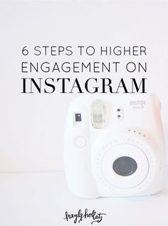 6 Steps to Higher Engagement on Instagram   Kayla Hollatz: Community and Brand Coaching for Creatives