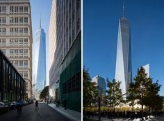 One World Trade Center Photos by Iwan Baan and James Ewing (12 pictures)