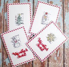 Artworks, Playing Cards, Xmas, Friends, Amigos, Playing Card Games, Christmas, Navidad, Noel