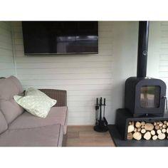 Summerhouse / log cabin Stove instalation Kit