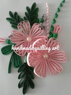 Quilling Videos, Quilling Dolls, Paper Quilling For Beginners, Arte Quilling, Paper Quilling Flowers, Paper Quilling Cards, Quilling Work, Paper Quilling Patterns, Quilled Paper Art