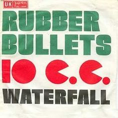 Rubber Bullets '73 Bubblegum Pop, Music Clips, Greatest Songs, Bullets, My Love, Child, Waterfall, Cover, Sleeve