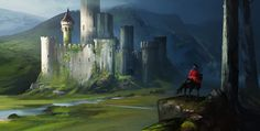 Castle by Lapponia