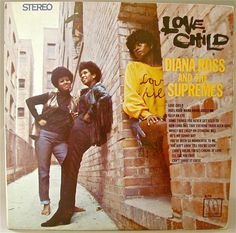 Diana Ross And The Supremes* ‎– Love Child FABULOUS ALBUM! Own an original VINYL!