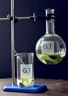 vinegar and brown paper chemistry bottles - cool gift idea - www.vinegarandbrownpaper.co.uk.