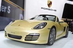 Porsche Boxster Porsche revealed the third generation Porsche Boxster at the Geneva Motor Show this week. Porsche Boxster, Geneva Motor Show, Vehicles, Car, Automobile, Cars, Cars, Vehicle