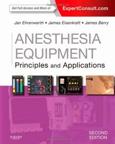 23 best sch y hc images on pinterest pdf surgery and book cover art anesthesia equipment principles and applications expert consult online and print expert consult title online print used book in good condition fandeluxe Choice Image