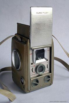 Ace Camera Sure-Flex Vintage cameras collection by Sylvain Halgand 1955