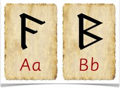 Anglo-Saxons Runes - Treetop Displays - EYFS, classroom display and primary teaching aid resource Teaching Displays, Classroom Displays, Castles Topic, Anglo Saxon Runes, Ks2 Classroom, Ancient Alphabets, Key Stage 2, English Alphabet, Primary Teaching