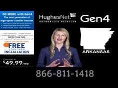 Arkansas FL Satellite Internet HughesNet packages deals and offers