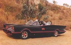 Batmobile - my favorite version