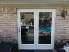 Bi Fold French Doors Kingwood Remodeling MHR Modern Home Renovation In Texas 77339