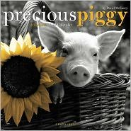 """Precious Piggy Wall Calendar: British photojournalist David McEnery is the famous """"cartoonist with a camera"""" whose images have been featured in m Organize Your Life, 2021 Calendar, Book Show, Just For Fun, Farm Animals, Goats, Wall, Pigs, Piggy Banks"""
