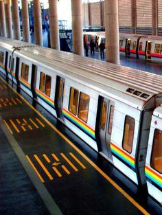 Metro de Caracas, Venezuela