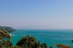 Vista a partir da Trilha que vai até a Praia da Tainha.