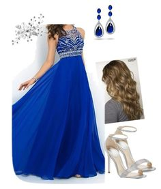 """""""Untitled #33"""" by katepenna ❤ liked on Polyvore featuring René Caovilla and Bling Jewelry"""