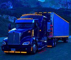 Kenworth Trucks, Chevy Trucks, Pickup Trucks, Custom Truck Beds, Custom Trucks, Show Trucks, Big Rig Trucks, Quito, Trucker Quotes