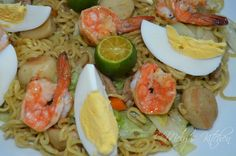 Mely's kitchen: Mely's Kitchen Pancit Canton