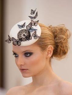 millinery | Fashion Mavericks: Sally-Ann Provan • Millinery at it's finest
