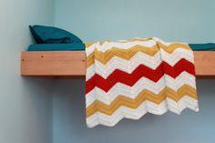 Crochet Pattern  Chevron Blanket by Mamachee on Etsy, $4.00