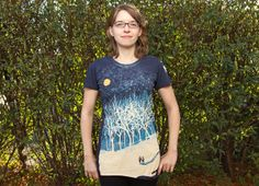 """""""If On A Winter's Night Young Lovers..."""" - Threadless.com"""