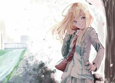 Kaori | Your lie in April