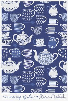 Rosie Maddocks - A Nice Cup of Tea