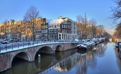 Top 10 Most Beautiful Cities in the World     amsteerdam ,netherland   ** by himadhya