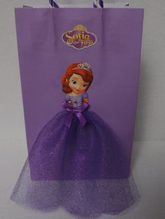 10 Pieces Princess Sofia the First Birthday by rizastouchofflair